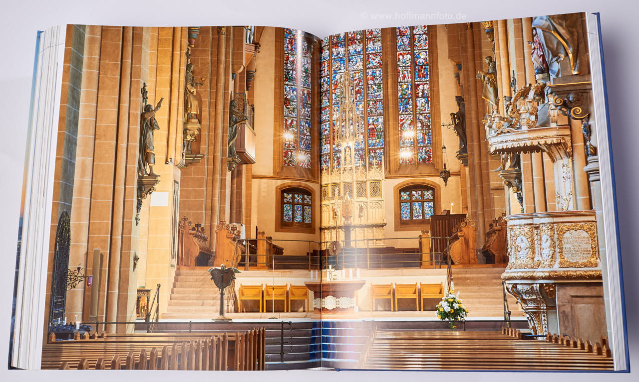 Buchprojekt, Der Paderborner Dom, © Foto: Ansgar Hoffmann