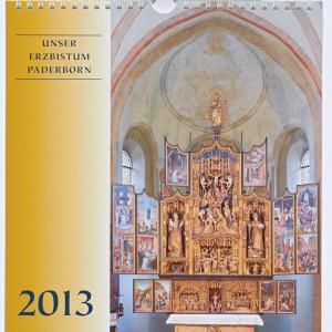 Kalender Unser Erzbistum Paderborn - Bonifatius Verlag 2013