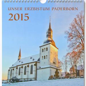 Kalender Unser Erzbistum Paderborn - Bonifatius Verlag 2015
