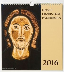 Kalender Unser Erzbistum Paderborn - Bonifatius Verlag 2016