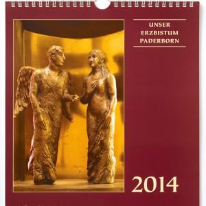 Kalender Unser Erzbistum Paderborn - Bonifatius Verlag 2014