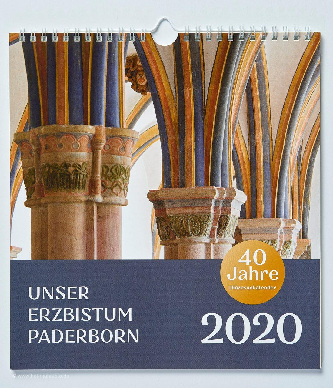 Kalender Unser Erzbistum 2020
